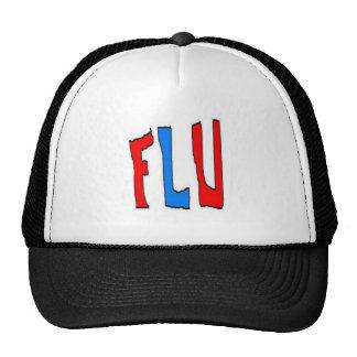 FLU TRUCKER HAT