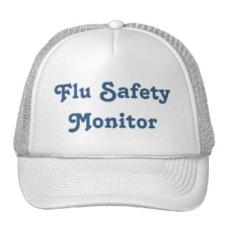Flu Safety Monitor Hats