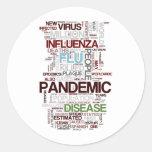 Flu Stickers