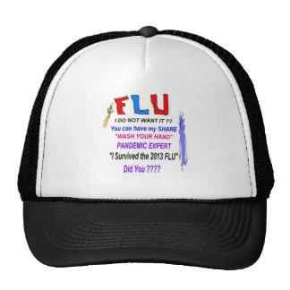 FLU Survivor Hat