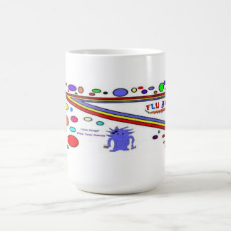 Flu Use Soap Coffee Mug