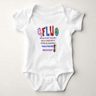 FLU Warning Shirt