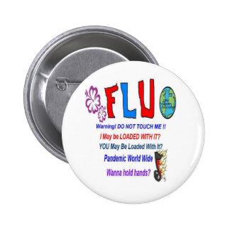 Flu World Epidemic Buttons