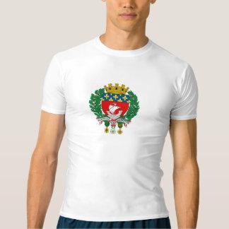 Fluctuat nec mergitur - City of Paris motto Tshirt