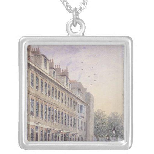 Fludyer Street looking towards Parliament Square Pendant Necklace