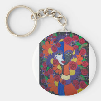 Fluer Keychain