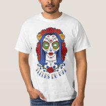 Fluers Du Mal Flowers Of Evil T Shirt