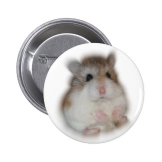 Fluff-ball - Tic Badge Button