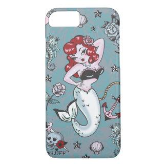 Fluff Molly Mermaid iPhone 7 case