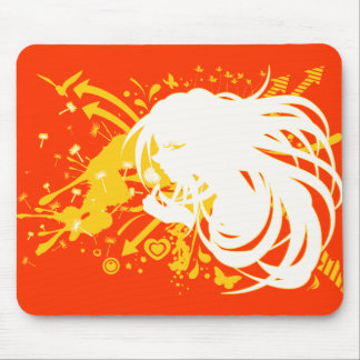 Fluff_of_a_Dandelion Mouse Pad