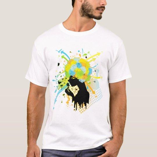 Fluff_of_a_Dandelion T-Shirt
