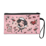 Fluff Suzy Sailor Bag Wristlets