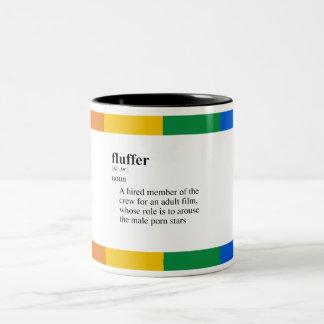 FLUFFER COFFEE MUG