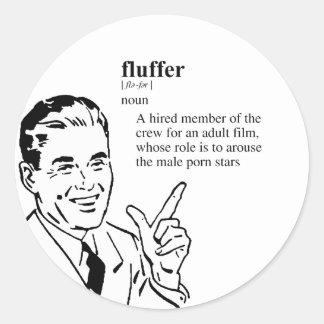 FLUFFER STICKERS