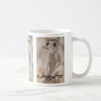 Fluffernutter meerkat Mug