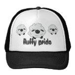 Fluffly Pride Mesh Hat