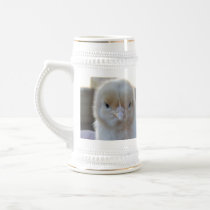 Fluffy_Baby_Chicken,_Beer_Stein_Mug. Beer Stein