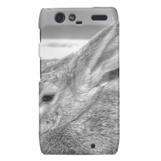 Fluffy Bunny Droid RAZR Case