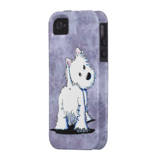 Fluffy Butt Phone Case Case-Mate iPhone 4 Covers