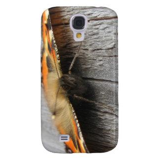 Fluffy Butterfly Macro Samsung Galaxy S4 Case
