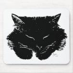 Fluffy Cat Mousepad