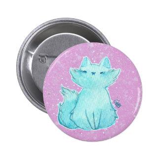 Fluffy Cat Pin