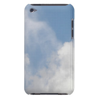 Fluffy Clouds iPod Case