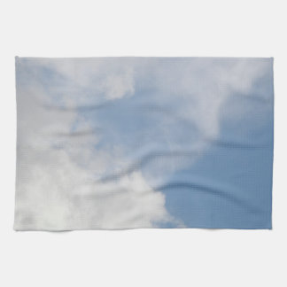 Fluffy Clouds Kitchen Towel