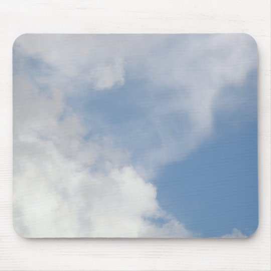 Fluffy Clouds Mousepad
