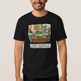 Fluffy Cohen Atty @Claw Funny Cat & Lawyer T-Shirt