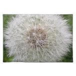 Fluffy Dandelioin Placemat