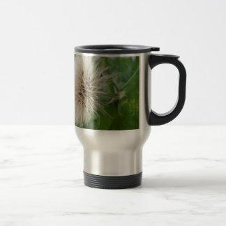 Fluffy Dandelion Travel Mug