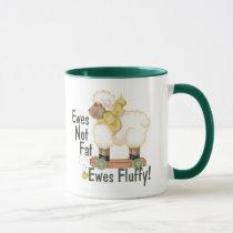 Fluffy Ewes Mug