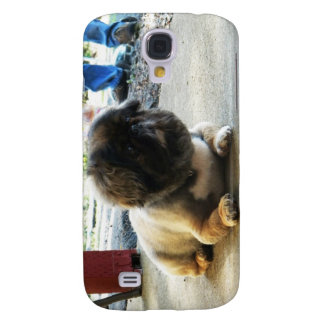 Fluffy Face Galaxy S4 Cover