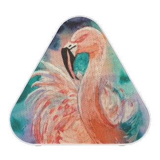 Fluffy Flamingo Speaker