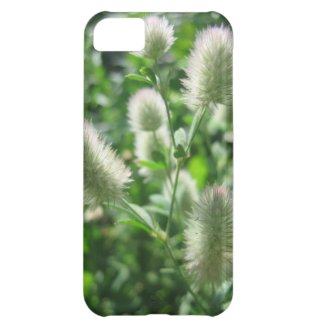 Fluffy Green Case For iPhone 5C