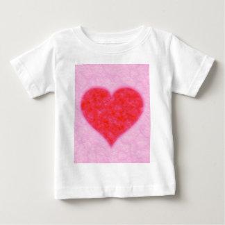 fluffy heart baby T-Shirt