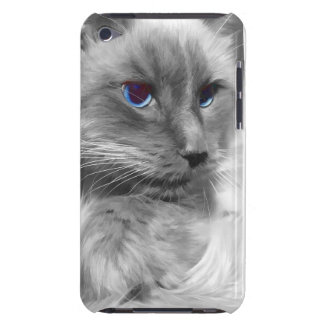 FLUFFY KITTY IPOD COVER