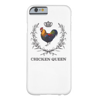 Fluffy Layers Chicken Queen Phone Cases