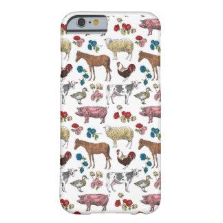 Fluffy Layers Farm Beauty Phone Case