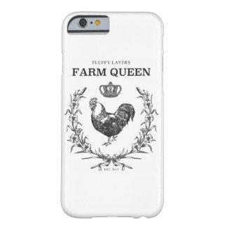 Fluffy Layers Farm Queen Phone Case
