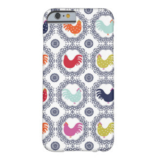 Fluffy Layers Preppy Chickens Phone Case
