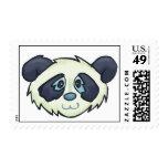 Fluffy Panda Stamps