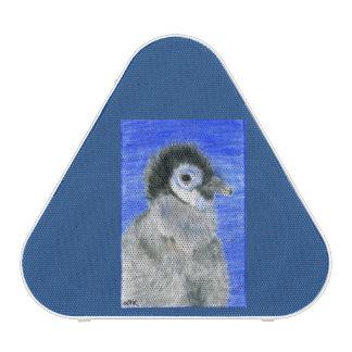 Fluffy Penguin Speaker