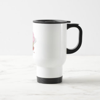 Fluffy Pink Yum! Coffee Mugs