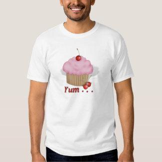 Fluffy Pink Yum! Tshirt