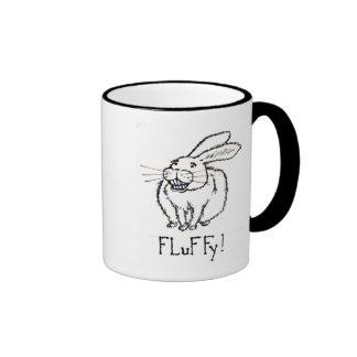 FLUFFY RINGER COFFEE MUG