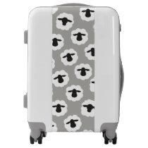 Fluffy Sheep Yarn Crafts Luggage