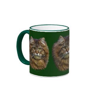 FLUFFY TABBY KITTEN Collection Mugs