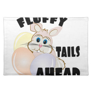 Fluffy Tails Placemat